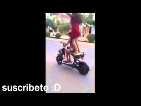 recopilacion videos chistosos + caidas + risa + bebes + sustos + fails + borrachos HD