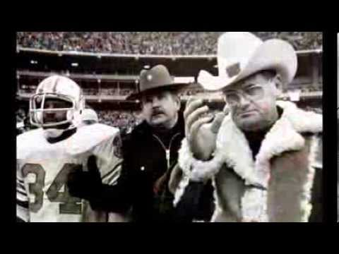 Football Coach,  Bum Phillips Dies At 90