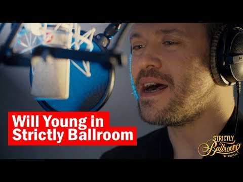 Will Young in 'Strictly Ballroom' | First Look | Time Out
