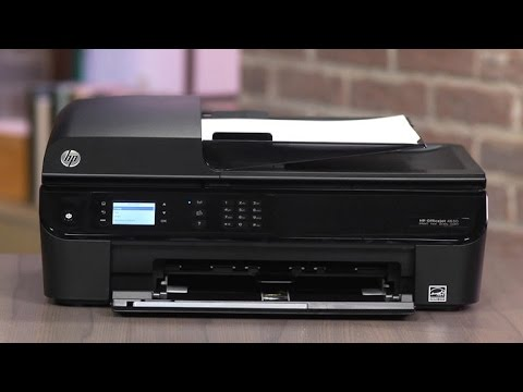 Hp Officejet 4630 A True Multifunction Printer With