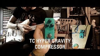 TC Hyper Gravity Mini Compressor Demo