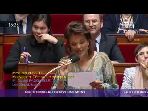 QAG de Maud Petit - Grand Paris Express