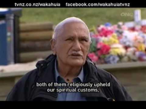 Part 1 of 3 Takutai Moana Wikiriwhi 80th Birthday and still tirelessly helping others Waka Huia