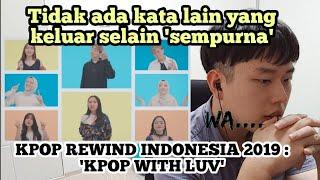 Download lagu KPOP REWIND INDONESIA 2019 : 'KPOP WITH LUV' Cowo Korea Akan Mengatakan Sesungguhnya