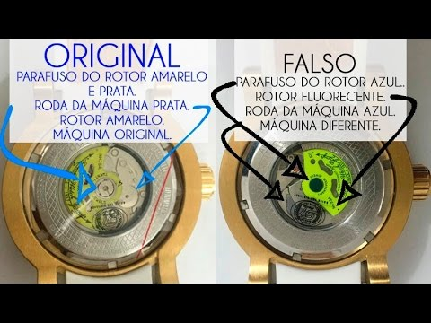 e6194063d88 Relógio invicta yakuza original vs replica - YouTube