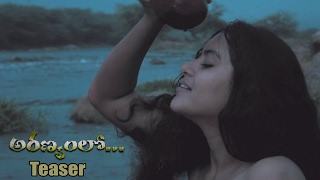 Aranyam Lo Movie Teaser || Latest Telugu Movie