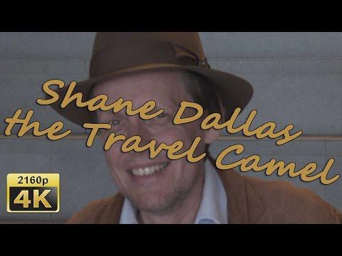 Shane Dallas - The Travel Camel, Stockholm - Sweden 4K Travel Channel