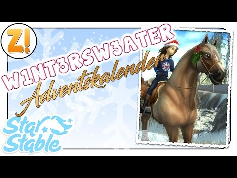 Star Stable [SSO]: Adventskalender 2016 - Türchen Nummer 14 ✿ Gutschein-Video ✿