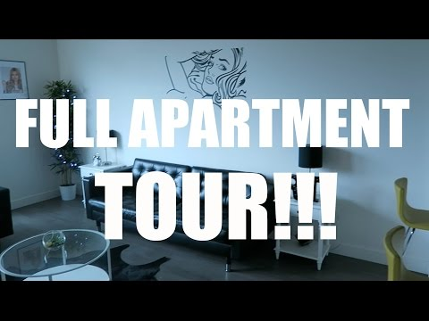 FULL APARTMENT TOUR!!