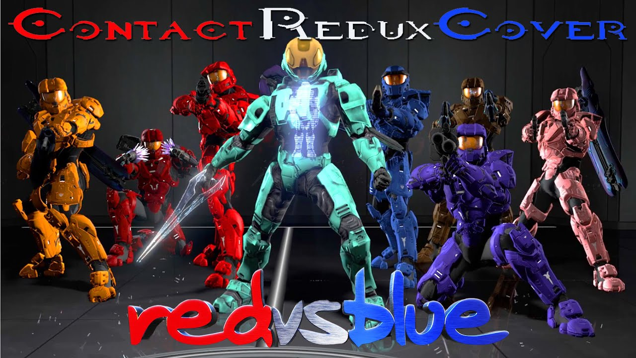 Contact Redux Cover By Stormswontshakeus (rvb S13 Music