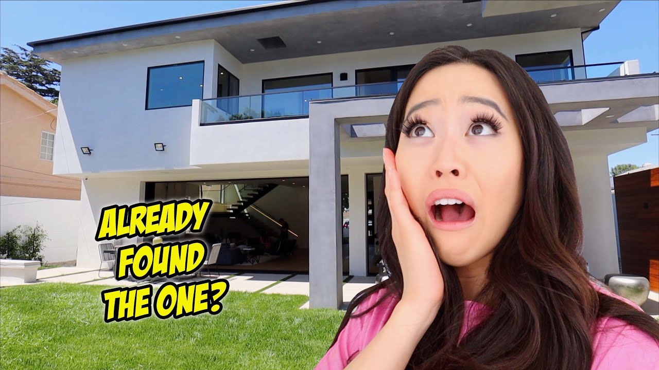 OFFICIALLY HOUSE HUNTING!! (Part 1)