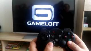 HUAY EF-008 2.4GHz Wireless Game Controller purchased from gearbest.com
