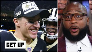 Drew Brees and the Saints are primed to win the Super Bowl - Marcus Spears | Get Up