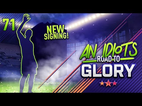 I FINALLY SIGNED THE BEST PLAYER ON FIFA!!! AN ID**TS ROAD TO GLORY!!! Episode 71