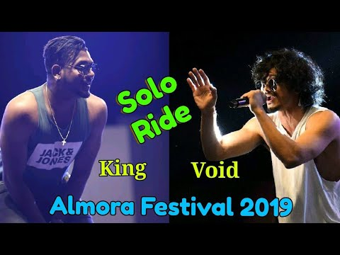 Download Void   King   Solo Ride   Rap Song   Almora Festival 2019   1080p HD video   #pawaneshT