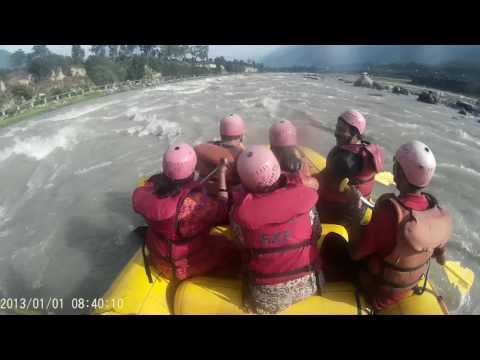 CSS ASO LB52 River Rafting in Beas