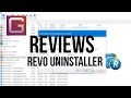 Revo Uninstaller Review and Tutorial | Geekurville