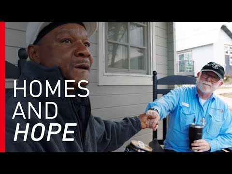 The Austin Community Solving Chronic Homelessness