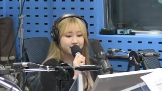 [SBS RADIO] Jimin Park (cover) - Comes and goes by Hyukoh