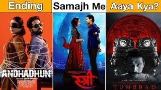 Bollywood Movie Endings People Still Don't Understand | Deeksha Sharma