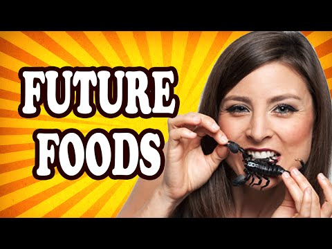 Top 10 Foods of the Future — TopTenzNet