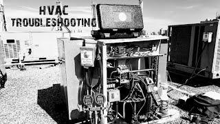 HVAC Troubleshooting - 5 Ton Condensing Unit