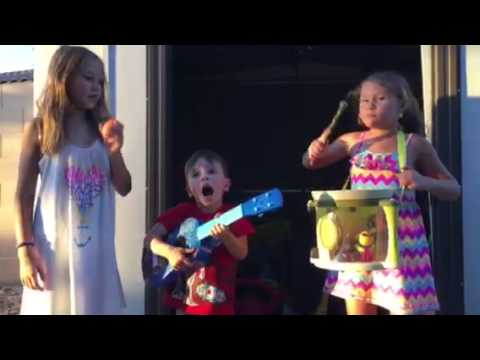 Kids sing Lord I Need You