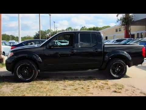 Used 2012 Nissan Frontier Lakeland FL Tampa, FL #17R386A - SOLD