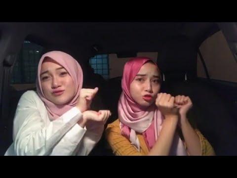 Kawaii! Syaa Nasir menari Baby Shark Doo Doo Doo Doo dengan bestfriend
