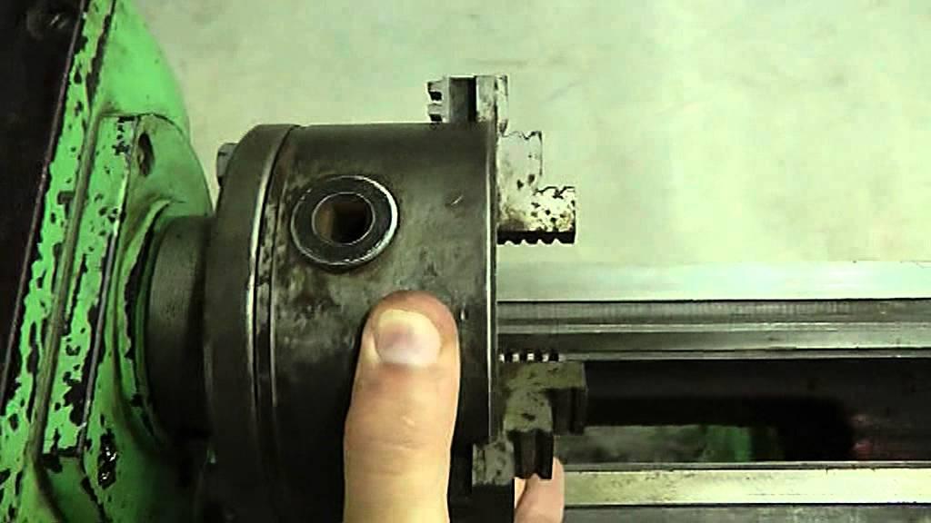 Китайский мини-токарный станок с AliExpress - YouTube
