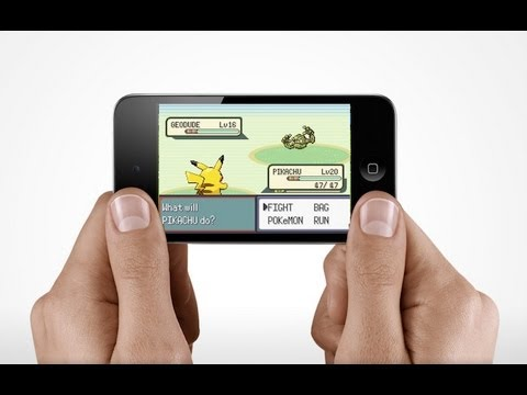 Are there any Pokemon games for iOS? : iosgaming