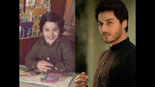 Childhood Pictures of Pakistani Celebrities