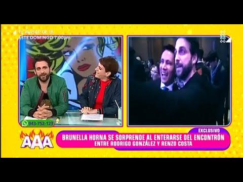 Amor Amor Amor  24 de agosto 2017 programa...