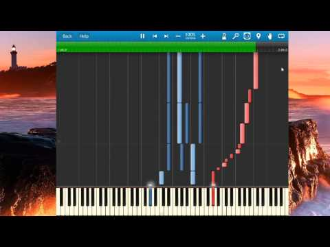 Synthesia - Maplestory / Tower Of Goddess / Orbis Party Quest