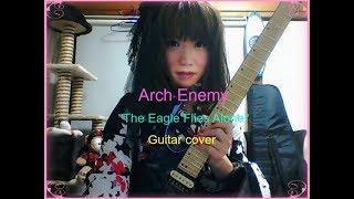 "Arch enemyの新譜""Will to power""最高でした~♪ 感動のあまり早速、1曲..."