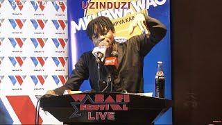 Cheki DIAMOND Alivyozindua WASAFI FESTIVAL, Atangaza MAZISHI Tar 07!