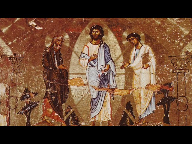 08.15.21 The Feast of the Transfiguration (transferred)