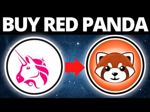 How To Buy RedPanda Coin On Uniswap & Metamask Wallet