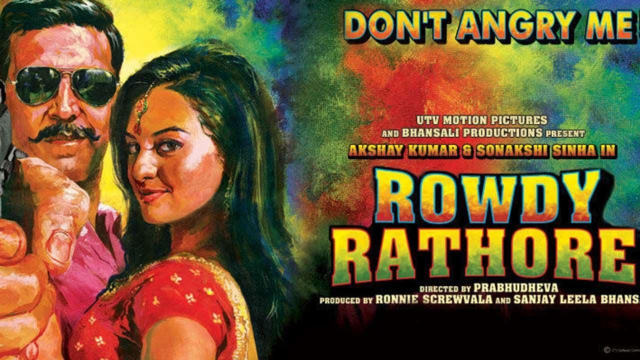 Download Rowdy Rathore 👌  movie  and facts  Akshay kumar   sonakshi sinha