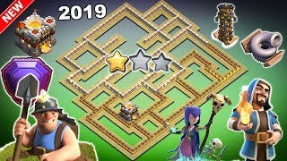 'SPECIAL' TH11 WAR BASE 2019 (Layout) ✅ NEW TOWN HALL 11 WAR BASE Anti 2 Star Anti Queen Walk PROOF