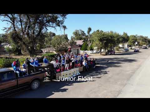 Las Animas High School Homecoming Parade 2019