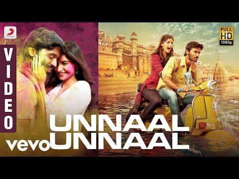 Ambikapathy - Unnaal Unnaal Video Tamil | Dhanush | A. R. Rahman