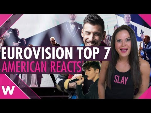Thumbnail: Eurovision 2017: American reacts to Top 7 finalists