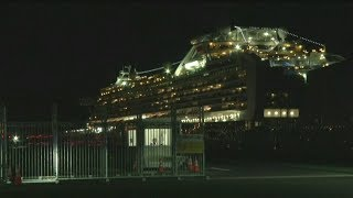 Canadian couple to remain in Japan as cruise ship quarantine ends