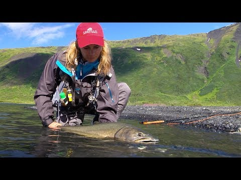 Fly Fishing - Fly Casting For Brown Trout, Bull Trout And Steelhead - By Todd Moen