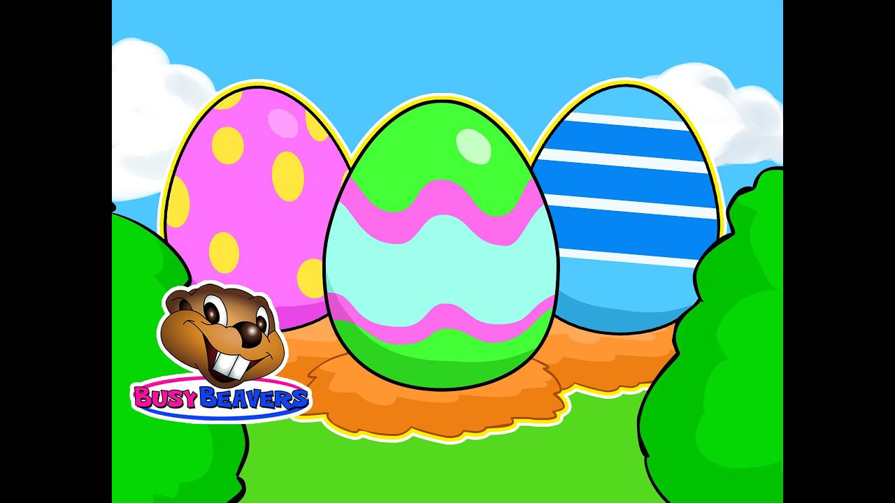 Easter Egg Hunt Surprise Eggs Hunting Game Kids Interactive Learning Video Teach Baby Youtube