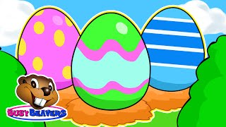 Easter Egg Hunt | Surprise Eggs Hunting Game | Kids Interactive Learning Video, Teach Baby