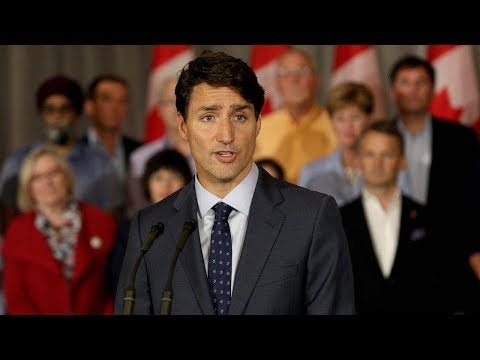 Justin Trudeau on reported Tory robocall citing Liberal MP's cancer