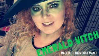 Emerald Witch °° once upon a time ^^ Forest Witch °° grüne smaragt Wald hexe