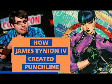 How James Tynion IV Created Punchline in Batman: INTERVIEW